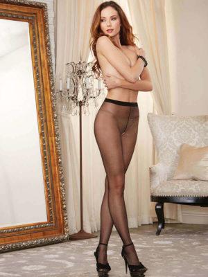 Dreamgirl Lucerne Sheer Pantyhose