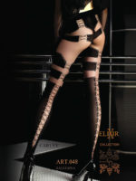 Ballerina Art.048 Exclusive Design Tights (black)