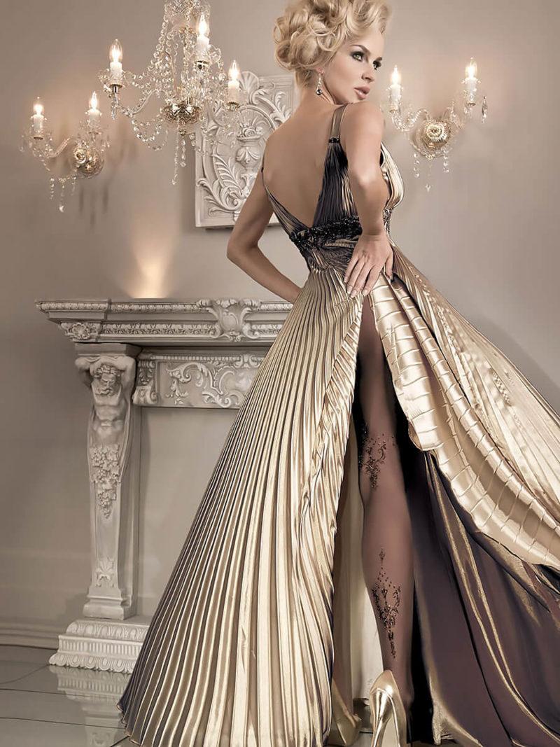 Ballerina Art.079 Exclusive Design Tights (black)