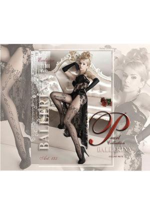 Ballerina Art.135 Exclusive Design Tights (black)