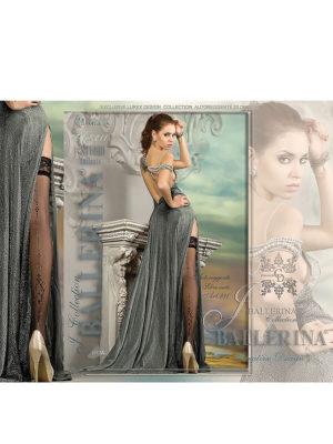 Ballerina Art.211 Hold Up Stockings (black)