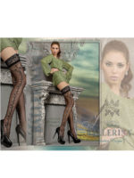 Ballerina Art.216 Hold Up Stockings (black)