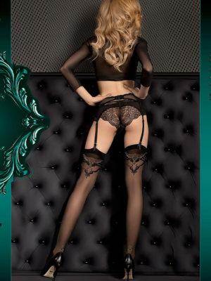 Ballerina Art.391 Stockings (black)
