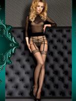 Ballerina Art.392 Exclusive Design Tights (black)
