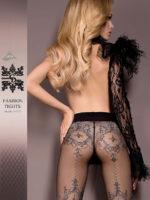 Ballerina Art.412 Exclusive Design Tights (black)