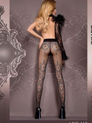 Ballerina Art.412 Exclusive Design Tights (grey)