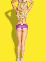 Provocative Seduction Pr4766 Mambo Shorty (purple)