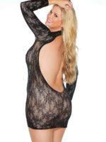 Shirley Of Hollywood X90450 Plus Size Chemise (black)
