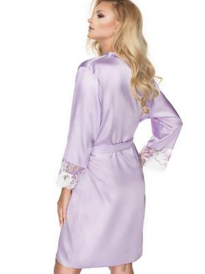 Irall Satin Collection 'andromeda' Robe (lavender)