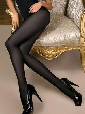 Ballerina Art.105 Exclusive Design Tights (black)