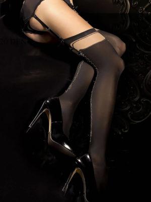 Ballerina Art.289 Stockings (black)