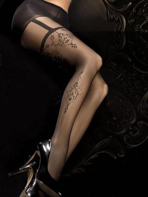 Ballerina Art.293 Exclusive Design Tights (black)