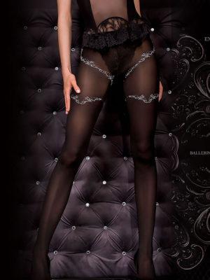Ballerina Art.303 Exclusive Design Tights (black)