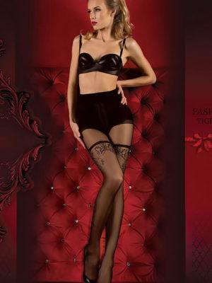 Ballerina Art.348 Exclusive Design Tights (black)