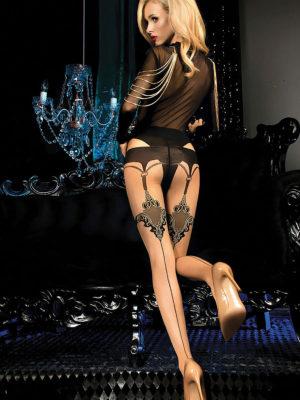 Ballerina Art.454 Exclusive Design Tights (skin)