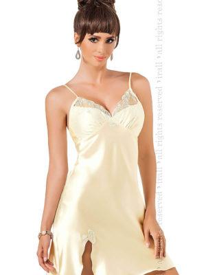 Irall Satin Collection 'daphne' Nightdress (cream)