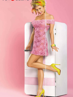 Provocative Seduction Pr4326 Salsa Chemise (pink)