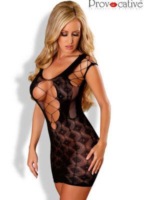Provocative Seduction Pr4564 Sexy Dress (black)