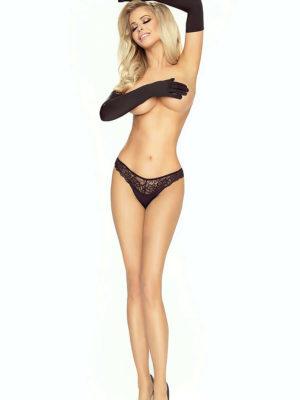 Provocative Seduction Pr4988 Sexy Panty (black)