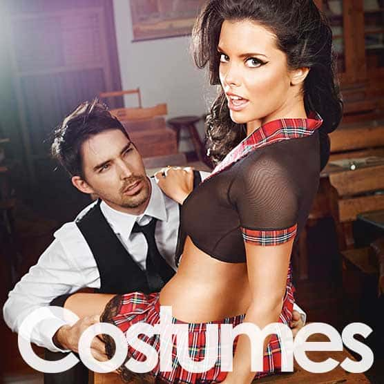 Sexy Costumes & Bedroom Outfits